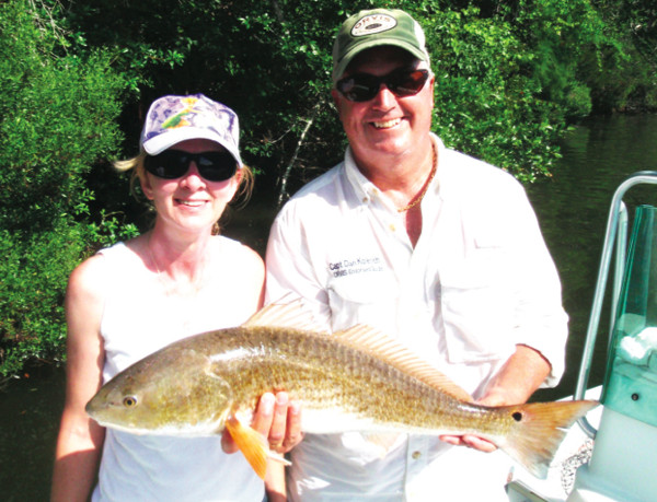 Mobile bay fishing report oct 2014 fly and light tackle for Mobile bay fishing report