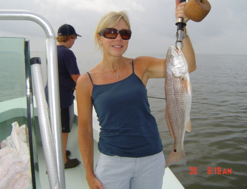 Mobile Bay Fishing Report: Aug 2015